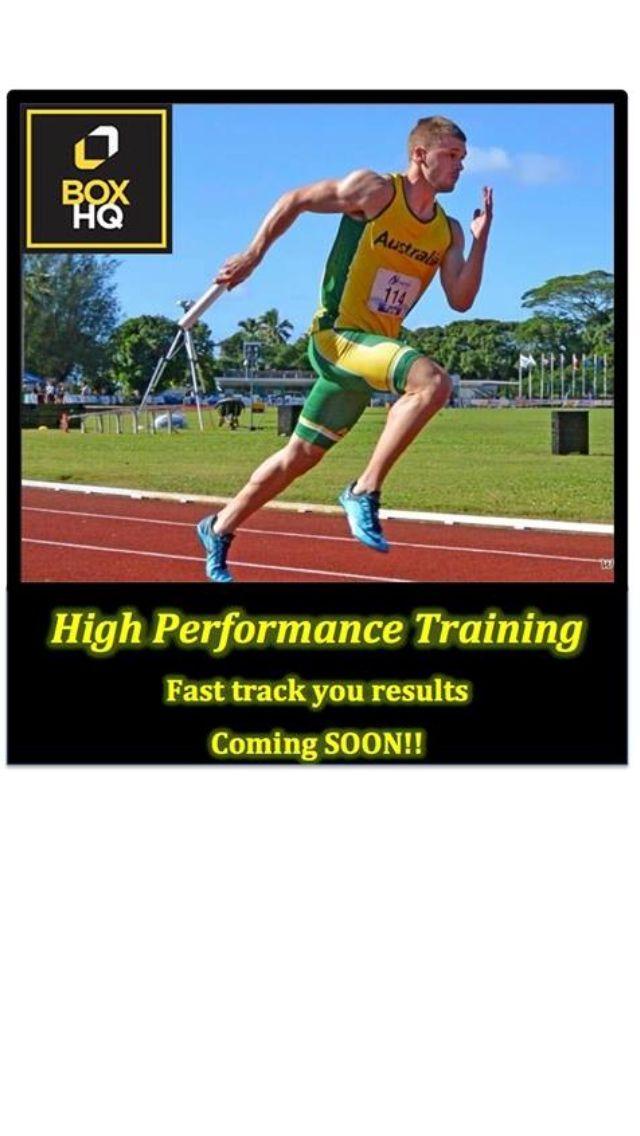 JC Performance training Box HQ Canada Bay
