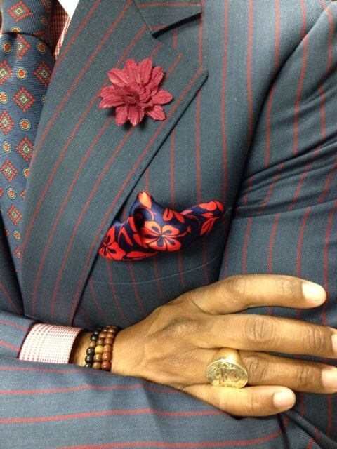 The Real Bespoke! Offering the very best in luxury bespoke clothing, footwear and accessories to private clients and traveling tailors in the world