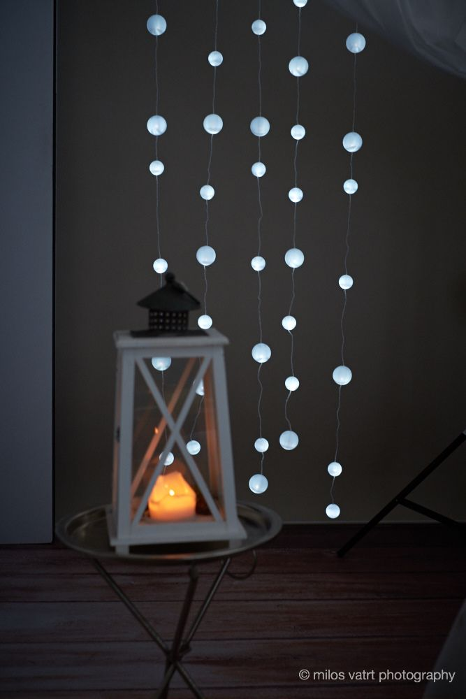 lantern / light bulbs / photo decoration  / miloš vatrt photography / studio  / my studio decorations
