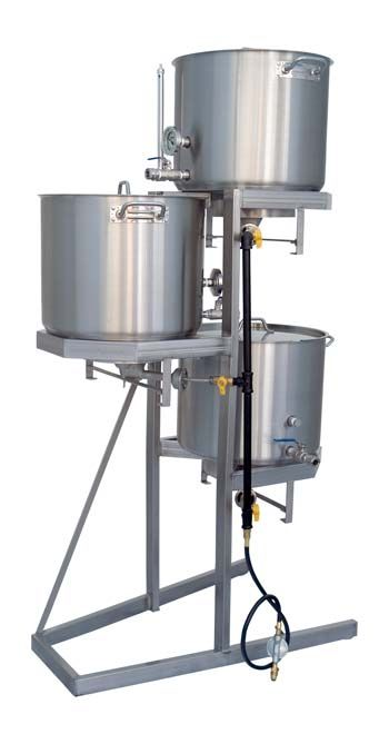 1000 Brewing Sculpture with Stainless Frame    I want!