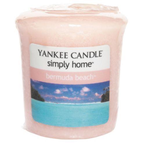 Yankee Candle Votive, Bermuda Beach