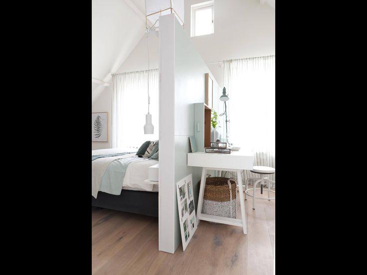 34 best Badkamer in slaapkamer images on Pinterest   Bathroom, Attic ...