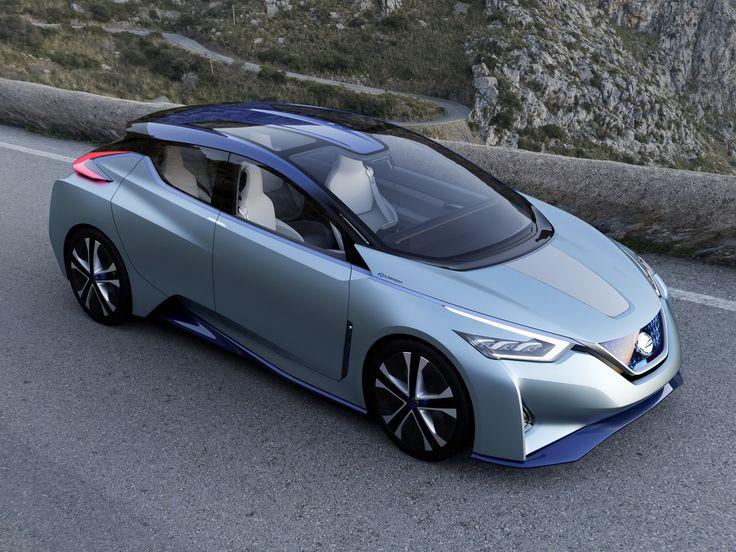 Nissan IDS Concept Is An Autonomous EV From A Not-So-Distant Future
