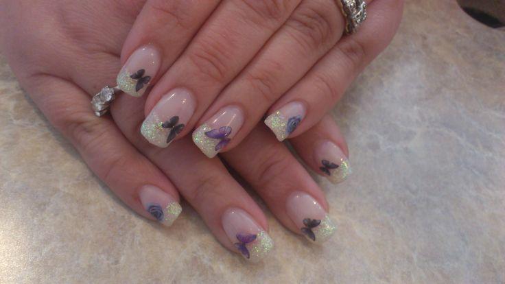Butterflies by Sha-nail pro