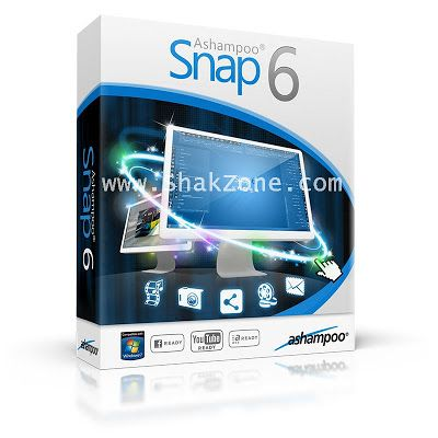 Captures Screen with Ashampoo Snap 6 v6.0.4 Latest Version Free Download ~ Shak Zone - Download Full Version Software | Android Apps | Android Games | PC Games | Free VPN.
