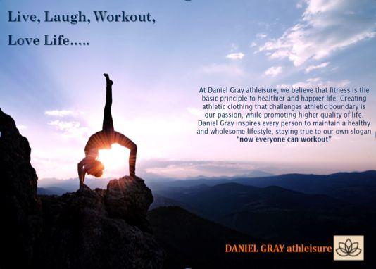 Daniel Gray Magazine Layout