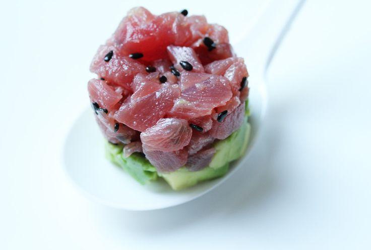 tonno avocado gluten free http://www.agglutinata.com/menu-di-capodanno-a-prova-di-glutine/
