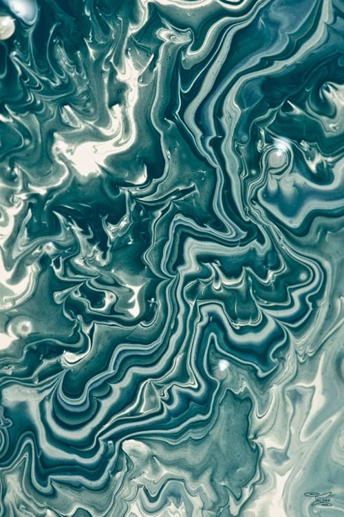 Paint That Imitates Agate Paul Juno Abstract Art