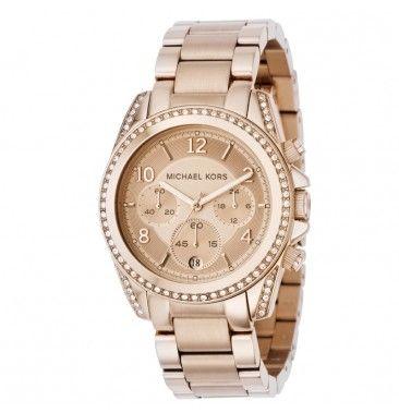 Michael Kors Ladies Chronograph Watch