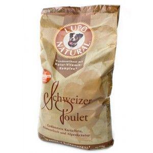 Сухой корм для собак Lupo Natural Swiss Chicken - Интернет зоомагазин. Купить корм для собак и кошек, товары для животных в Николаеве