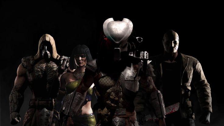 Mortal Kombat X - Kombat Pack Trailer
