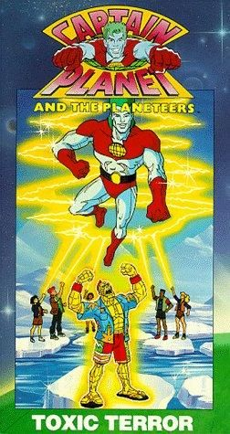 Created by Ted Turner.  With David Coburn, Joey Dedio, Kath Soucie, LeVar Burton. A quintet of teenagers work together to encourage environmentally responsible behaviour and can summon a superhero to deal with ecological disasters.