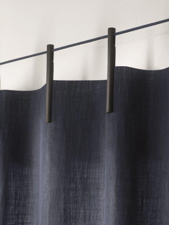 Ready Made Curtain by Ronan & Erwan Bouroullec pour Kvadrat
