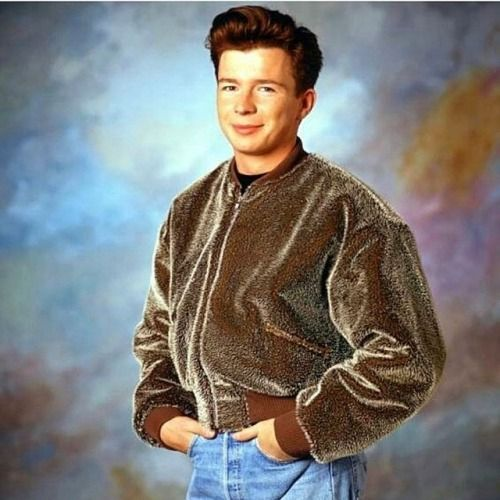Rick Roll Swag the new Swag