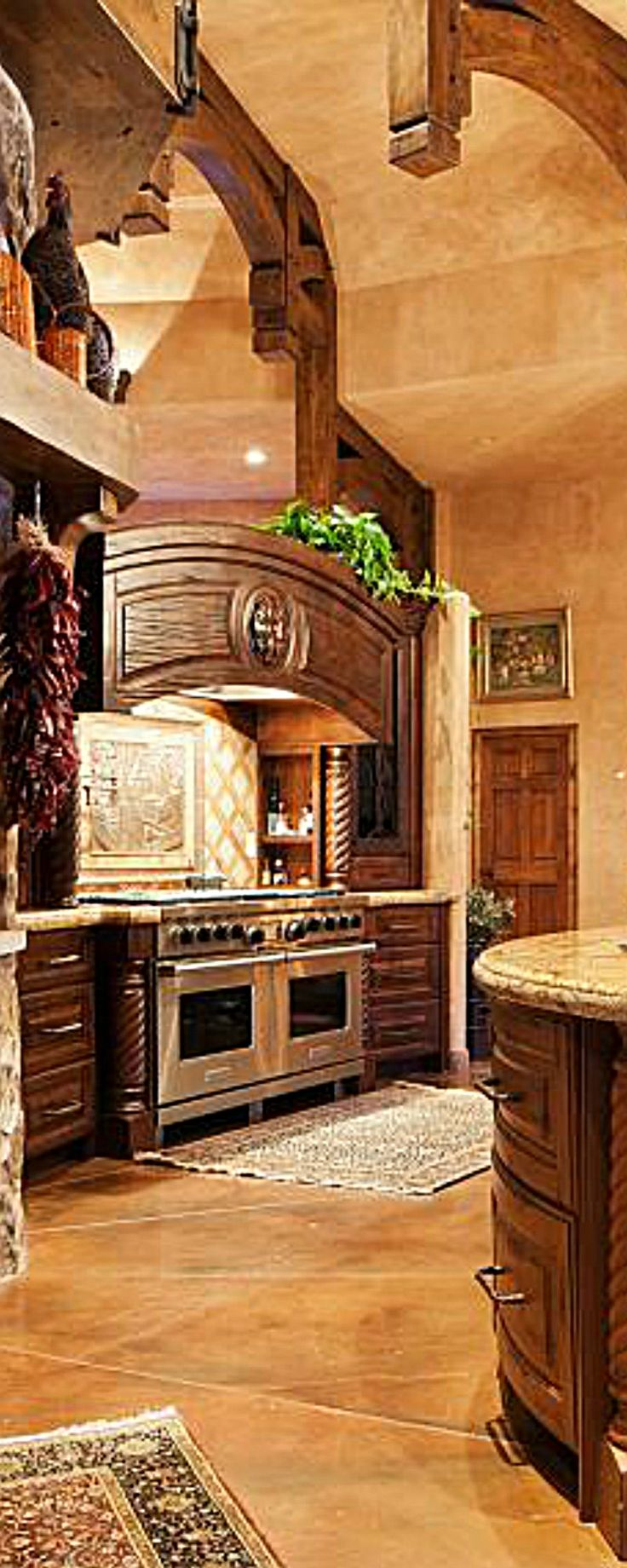 Pics Photos Tuscan Decorating Ideas Kitchen Decor Small Tips Bringing Tuscany Http Media Cache