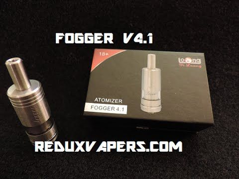 fogger v4 1 unboxing build wicking review my last giveaway