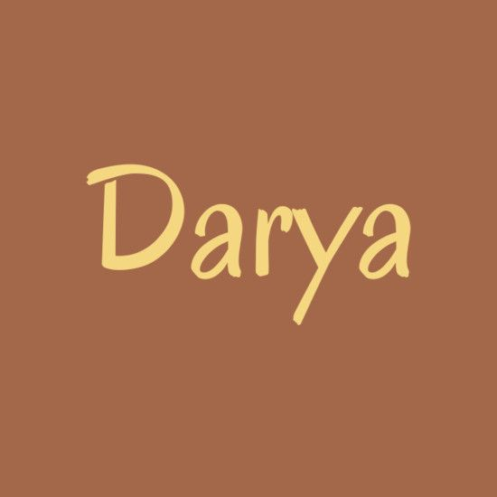 Darya - Whimsical Baby Names Straight Out of a Fairytale - Photos