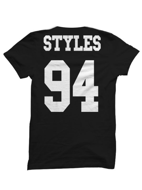 HARRY STYLES T-SHIRT ONE DIRECTION JERSEY SHIRT ONE DIRECTION CONCERT TICKETS 1 DIRECTION MERCH CELEBRITY SHIRTS GREAT BIRTHDAY GIFTS BIRTHDAY SHIRT [HARRY STYLES JERSEY]  Color Options: White, Black, Grey Sizes: xs-XL (Anything 2X & over requires additional pricing)   PLEASE READ:   Made ...