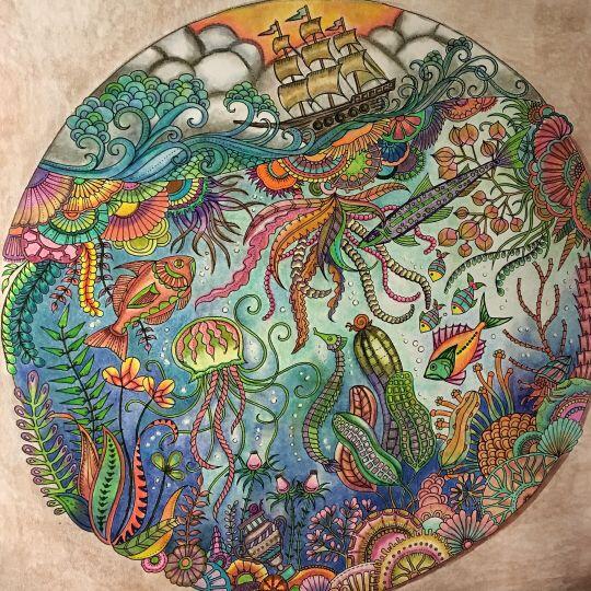 Inspirational Coloring Pages By Amanda Botterweck Inspiracao Coloringbooks Livrosdecolorir Jardimsecreto Secretgarden