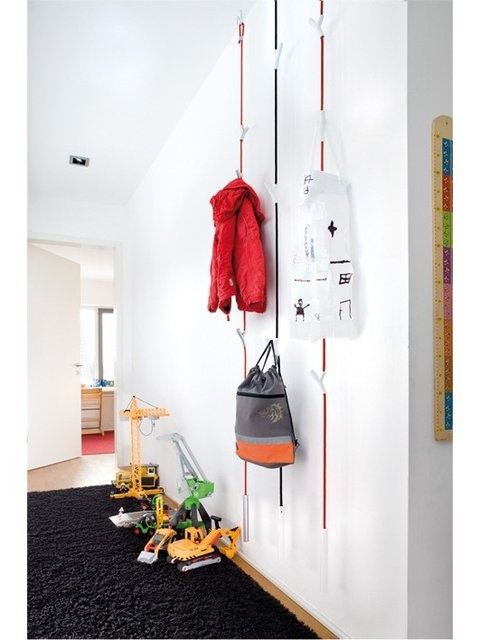 Cool coat hanger by Inbani - wardrope