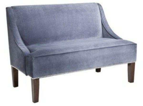 grau Couches und Sitzbänke design