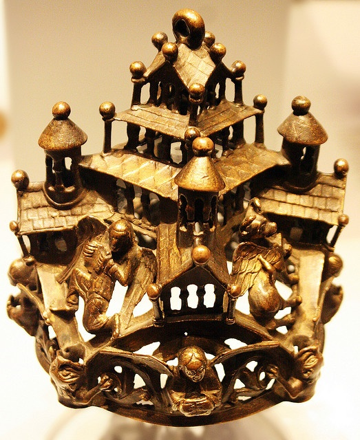 Censer cover  About 1150-70 probably England British Museum