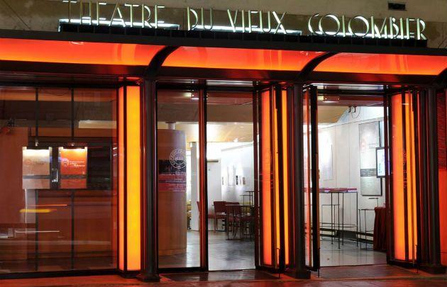 Comédie-Française - Théâtre du Vieux-Colombier - Situé au cœur de Saint-Germain-des-Prés, lieu emblématique de l'effervescence culturelle « Rive gauche » - 21 rue du Vieux Colombier, Paris 6e...