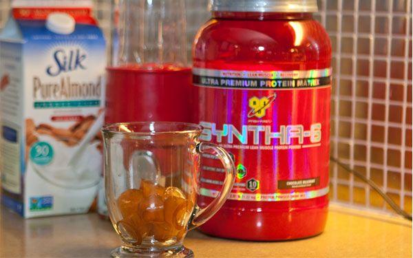 Mocha Frappe: Syntha 6 Protein Shake Recipe