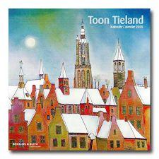 Toon Tieland kalender 2015