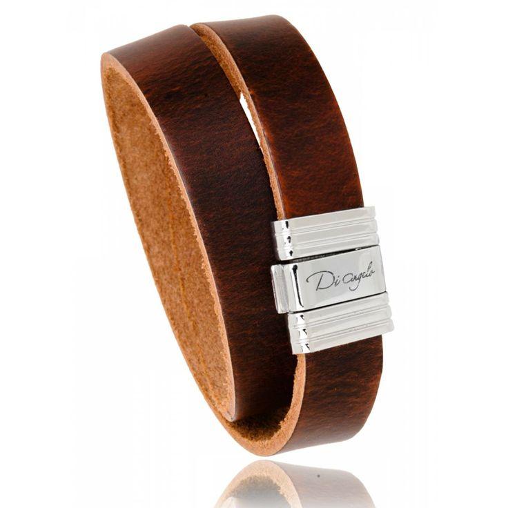 Bracelet doublé sienne - Di-Angelo