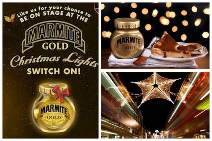 Marmite Gold giveaway on Feeding Boys