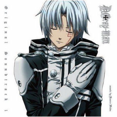 аватарки d gray man: