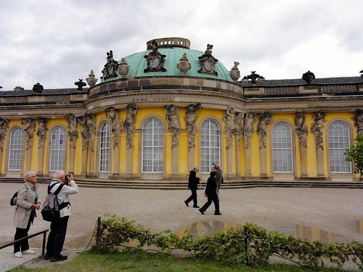 Sansoucci Palace, Potsdam Germany