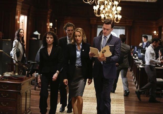 "Madam Secretary, Season 1, Episode 3, ""The Operative"" #TVrecap #MadamSecretary | Washingtonian"