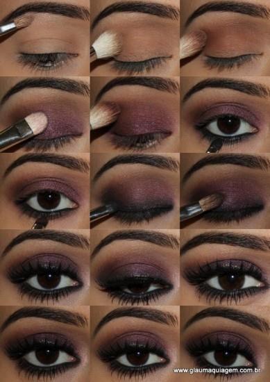 Maquiagem - olhos                                                       …