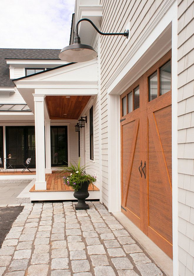 65 Best Images About Farmhouse Style On Pinterest Modern Farmhouse Wood Garage Doors And Window
