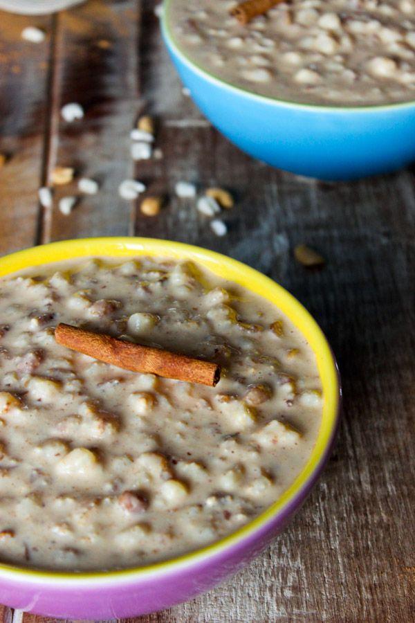 Canjica cremosa fácil | cozinhalegal.com.br
