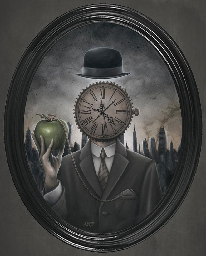 45 best Surreal Time Art images on Pinterest : Time art, Beautiful and Book illustrations