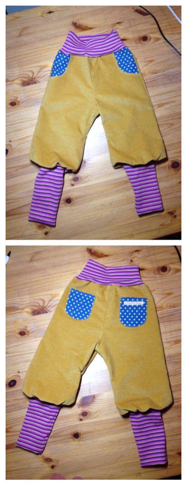 Frida 2.0  Cute Knickerbocker version