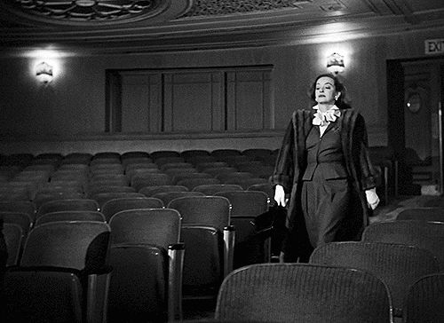 """"""" Bette Davis in All About Eve, 1950 """""""