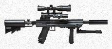 Tiberius Arms T9.1 Elite FS Paintball Gun