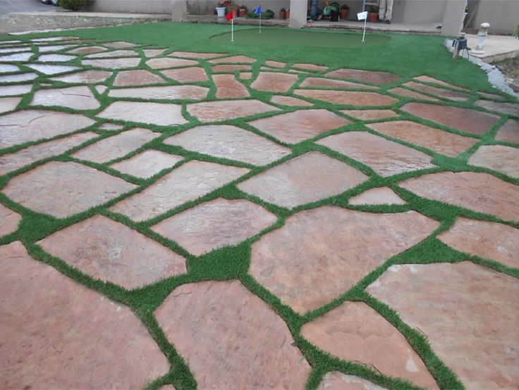 1000 images about pavers and walkways on pinterest Flagstone pavers around pool