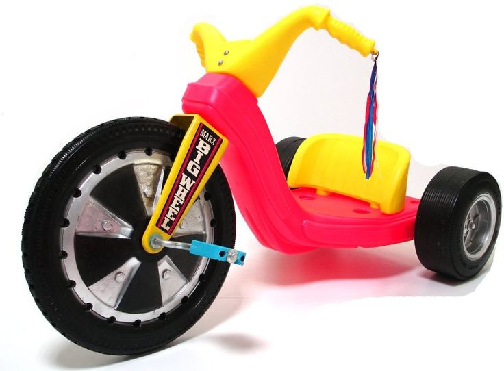 The one and only Big Wheel: 80S, Remember, 70 S, Big Wheels, Toy, Childhood Memories, Kid, 80 S