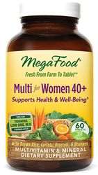 Megafood's Products for the Over 40 Crowd are on Sale Now!