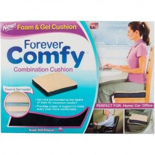 Cojín de gel Forever Comfy