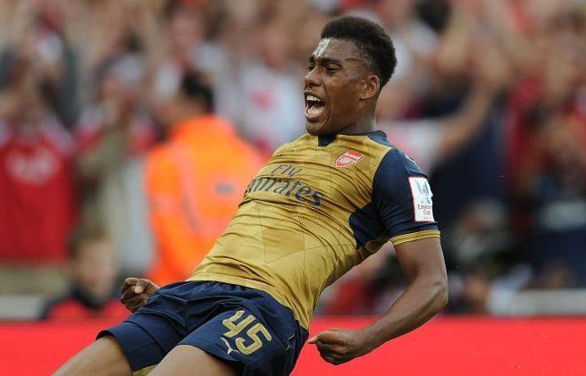 Iwobi in action, Iheanacho missing as Arsenal, Manchester City draw: Nigeria forward Alex Iwobi was a substitute for Danny Welbeck while…