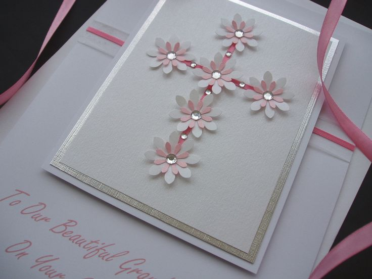 This card is simply perfect to send congratulations on a special christening day... Continue reading →