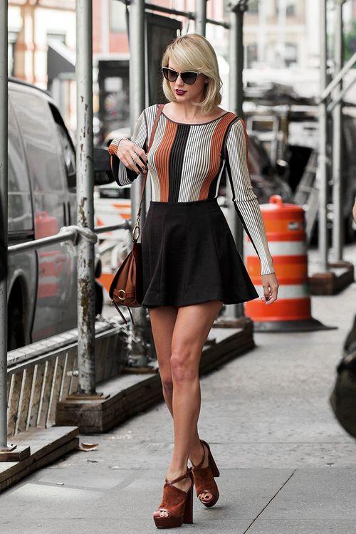 Immagine di Taylor Swift and fashion