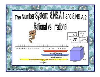 29 besten 6th Grade Rational Numbers Bilder auf Pinterest ...