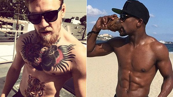 Conor McGregor Responds Epically To Floyd Mayweather's Complaint About Racism